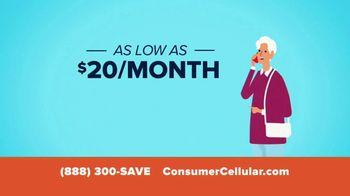 Consumer Cellular TV Spot, 'Better Value: Vanity' - Thumbnail 4