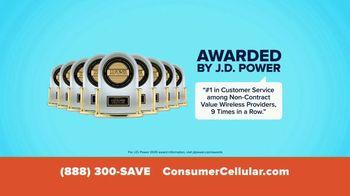 Consumer Cellular TV Spot, 'Better Value: Vanity' - Thumbnail 6