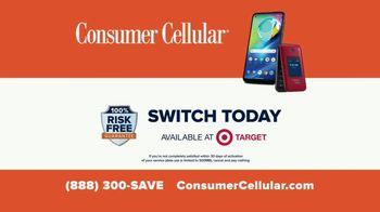 Consumer Cellular TV Spot, 'Better Value: Vanity' - Thumbnail 7