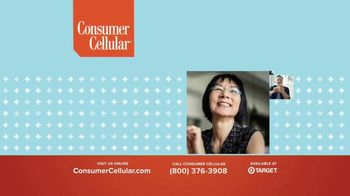 Consumer Cellular TV Spot, 'Plus: First Month Free' - Thumbnail 2
