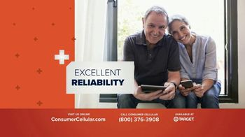 Consumer Cellular TV Spot, 'Plus: First Month Free' - Thumbnail 3