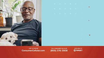Consumer Cellular TV Spot, 'Plus: First Month Free' - Thumbnail 4