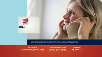 Consumer Cellular TV Spot, 'Plus: First Month Free' - Thumbnail 5
