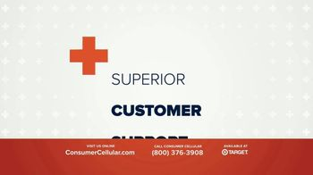 Consumer Cellular TV Spot, 'Plus: First Month Free' - Thumbnail 6
