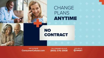 Consumer Cellular TV Spot, 'Plus: First Month Free' - Thumbnail 8
