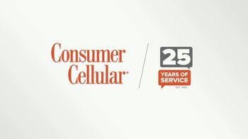 Consumer Cellular TV Spot, 'Plus Goal: Phone Update' - Thumbnail 2