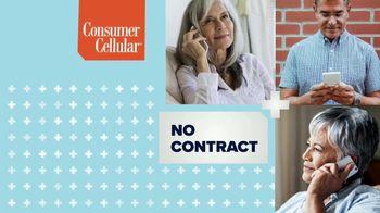 Consumer Cellular TV Spot, 'Plus Goal: Phone Update' - Thumbnail 5