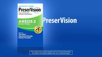 PreserVision AREDS 2 TV Spot, 'If It Were My Vision' - Thumbnail 7
