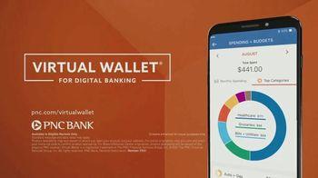 PNC Bank Virtual Wallet for Digital Banking TV Spot, 'Henry' - Thumbnail 10