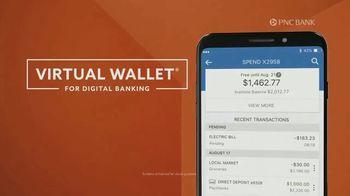 PNC Bank Virtual Wallet for Digital Banking TV Spot, 'Henry' - Thumbnail 4
