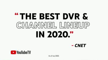 YouTube TV TV Spot, 'Watch What You Love, Love What You Watch' - Thumbnail 7