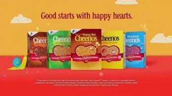Cheerios TV Spot, 'Good Starts Breakfast' - Thumbnail 9