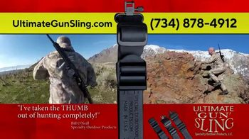 Specialty Outdoor Products LLC Ultimate Gun Sling TV Spot, 'Hands-Free' - Thumbnail 2