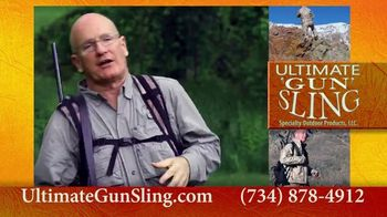 Specialty Outdoor Products LLC Ultimate Gun Sling TV Spot, 'Hands-Free' - Thumbnail 3