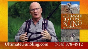 Specialty Outdoor Products LLC Ultimate Gun Sling TV Spot, 'Hands-Free'