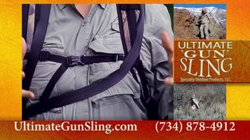 Specialty Outdoor Products LLC Ultimate Gun Sling TV Spot, 'Hands-Free' - Thumbnail 5