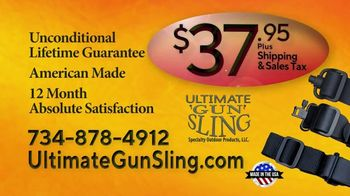 Specialty Outdoor Products LLC Ultimate Gun Sling TV Spot, 'Hands-Free' - Thumbnail 6