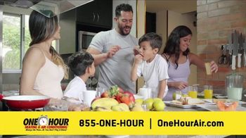 One Hour Heating & Air Conditioning TV Spot, 'Cool and Comfortable'