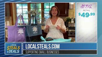 Local Steals & Deals TV Spot, 'Lotus Bags' Featuring Lisa Robertson - Thumbnail 10