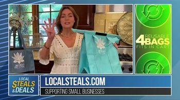Local Steals & Deals TV Spot, 'Lotus Bags' Featuring Lisa Robertson - Thumbnail 3