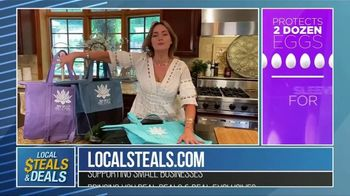 Local Steals & Deals TV Spot, \'Lotus Bags\' Featuring Lisa Robertson