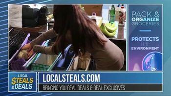 Local Steals & Deals TV Spot, 'Lotus Bags' Featuring Lisa Robertson - Thumbnail 5
