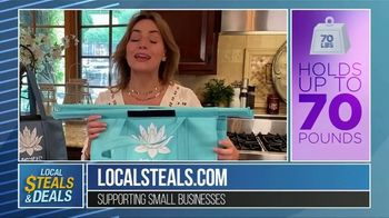 Local Steals & Deals TV Spot, 'Lotus Bags' Featuring Lisa Robertson - Thumbnail 7