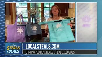 Local Steals & Deals TV Spot, 'Lotus Bags' Featuring Lisa Robertson - Thumbnail 8