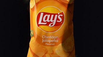 Lay's Cheddar Jalapeño TV Spot, 'Most Talked About'
