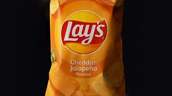 Lay's Cheddar Jalapeño TV Spot, 'Most Talked About'