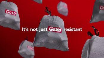Glad ForceFlex Plus TV Spot, 'Not Just Water Resistant' - Thumbnail 4
