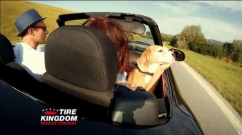 Tire Kingdom Big Brands Bonus Month TV Spot, 'Cooper Tires: Free Installation' - Thumbnail 1