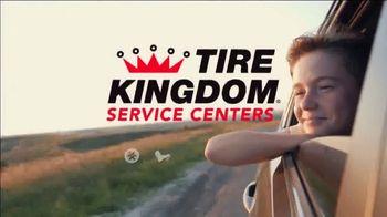 Tire Kingdom Big Brands Bonus Month TV Spot, 'Cooper Tires: Free Installation' - Thumbnail 9
