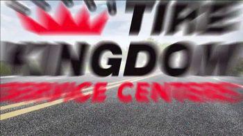 Tire Kingdom Big Brands Bonus Month TV Spot, 'Cooper Tires: Free Installation' - Thumbnail 2