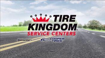 Tire Kingdom Big Brands Bonus Month TV Spot, 'Cooper Tires: Free Installation' - Thumbnail 3
