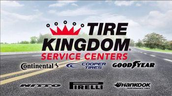 Tire Kingdom Big Brands Bonus Month TV Spot, 'Cooper Tires: Free Installation' - Thumbnail 4