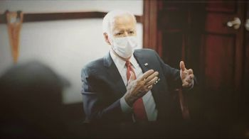 Biden for President TV Spot, 'Ready to Lead' - Thumbnail 9