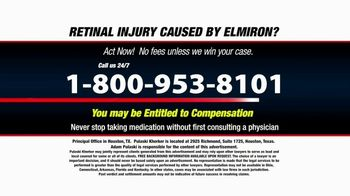 Pulaski Law Firm TV Spot, 'Retinal Injury Caused by Elmiron?' - Thumbnail 10
