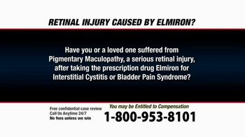 Pulaski Law Firm TV Spot, 'Retinal Injury Caused by Elmiron?' - Thumbnail 4