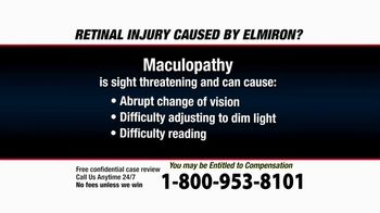 Pulaski Law Firm TV Spot, 'Retinal Injury Caused by Elmiron?' - Thumbnail 8