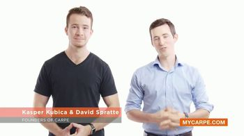 Carpe TV Spot, 'Most Effective' - Thumbnail 5