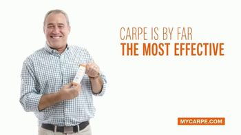 Carpe TV Spot, 'Most Effective' - Thumbnail 6