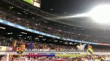 El Clásico Trips TV Spot, 'Real Madrid contra Barcelona' [Spanish] - Thumbnail 2