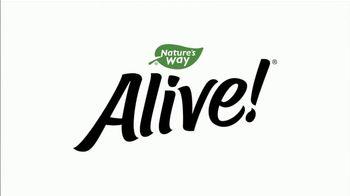 Nature's Way Alive! TV Spot, 'Ion Television: Eating at Home' - Thumbnail 7