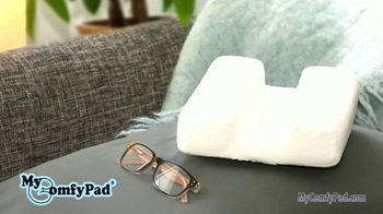 MyComfyPad TV Spot, 'Lay on Your Side With Glasses' - Thumbnail 4
