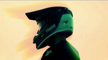 Thor MX Reflex Helmet TV Spot, 'Never Settle'
