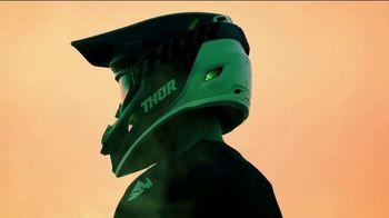 Thor MX Reflex Helmet TV Spot, 'Never Settle' - Thumbnail 4