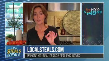 Local Steals & Deals TV Spot, 'Fire HD 10' Featuring Lisa Robertson - Thumbnail 10