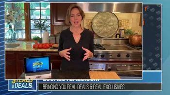 Local Steals & Deals TV Spot, 'Fire HD 10' Featuring Lisa Robertson - Thumbnail 2