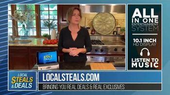 Local Steals & Deals TV Spot, 'Fire HD 10' Featuring Lisa Robertson - Thumbnail 7